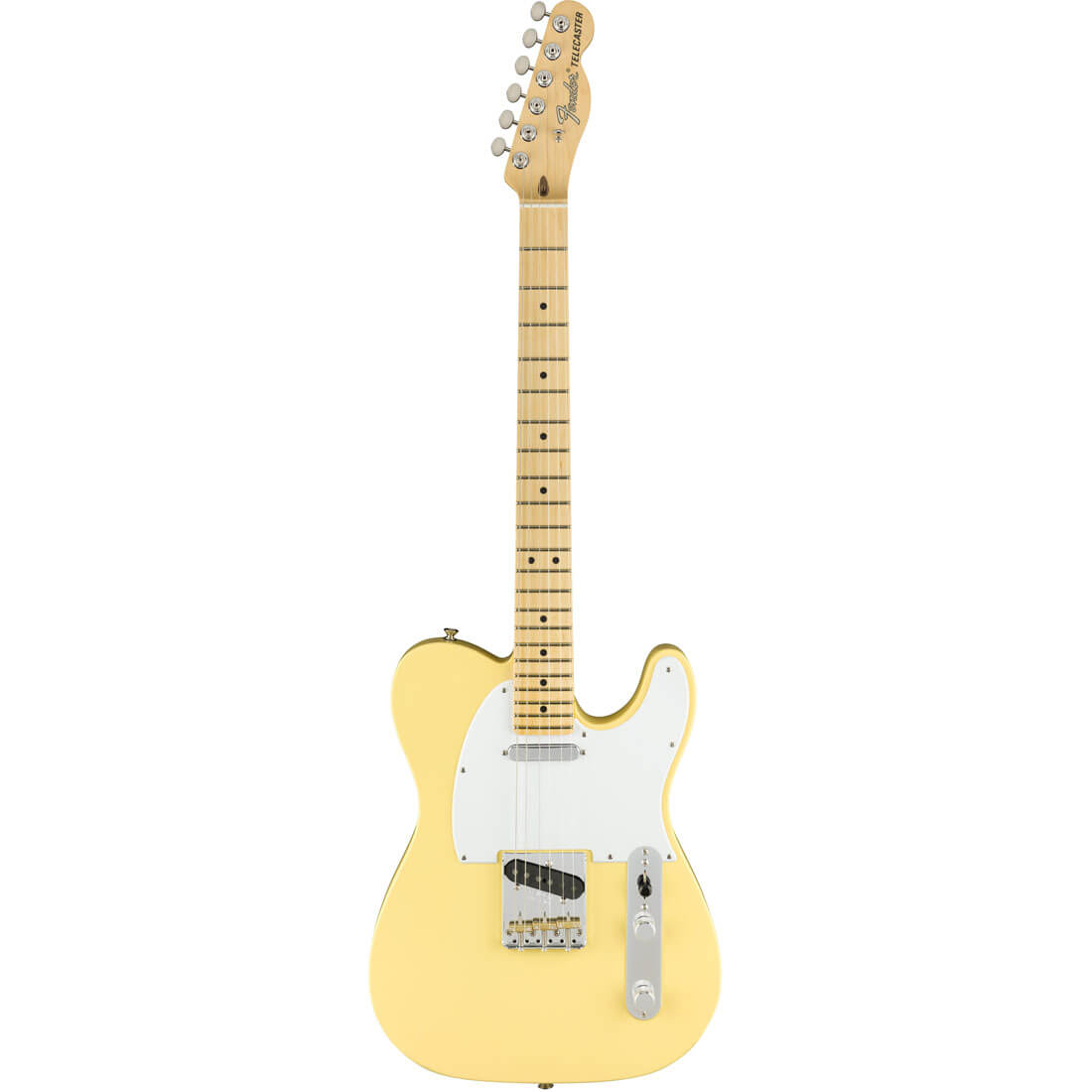 Image of   Fender American Performer Telecaster, MN, VWT el-guitar vintage white