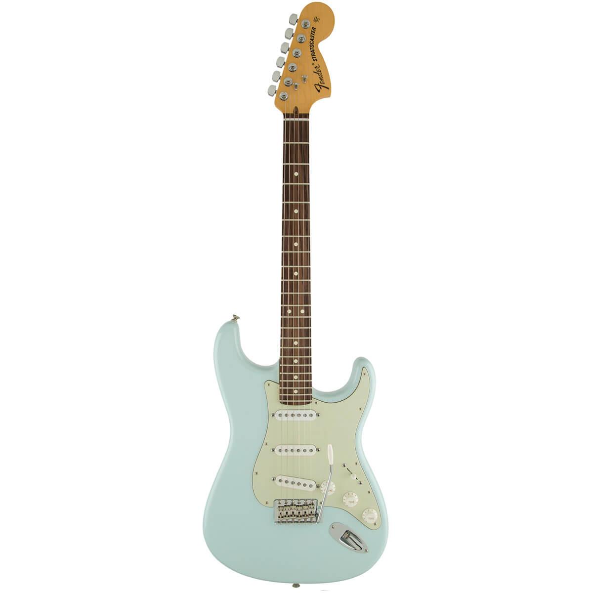 Fender AmericanSpecialStratocaster,RW,SBL el-guitar sonicblue