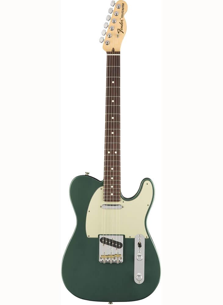 Image of   Fender American Special Telecaster, RW, SGM el-guitar sage green metallic