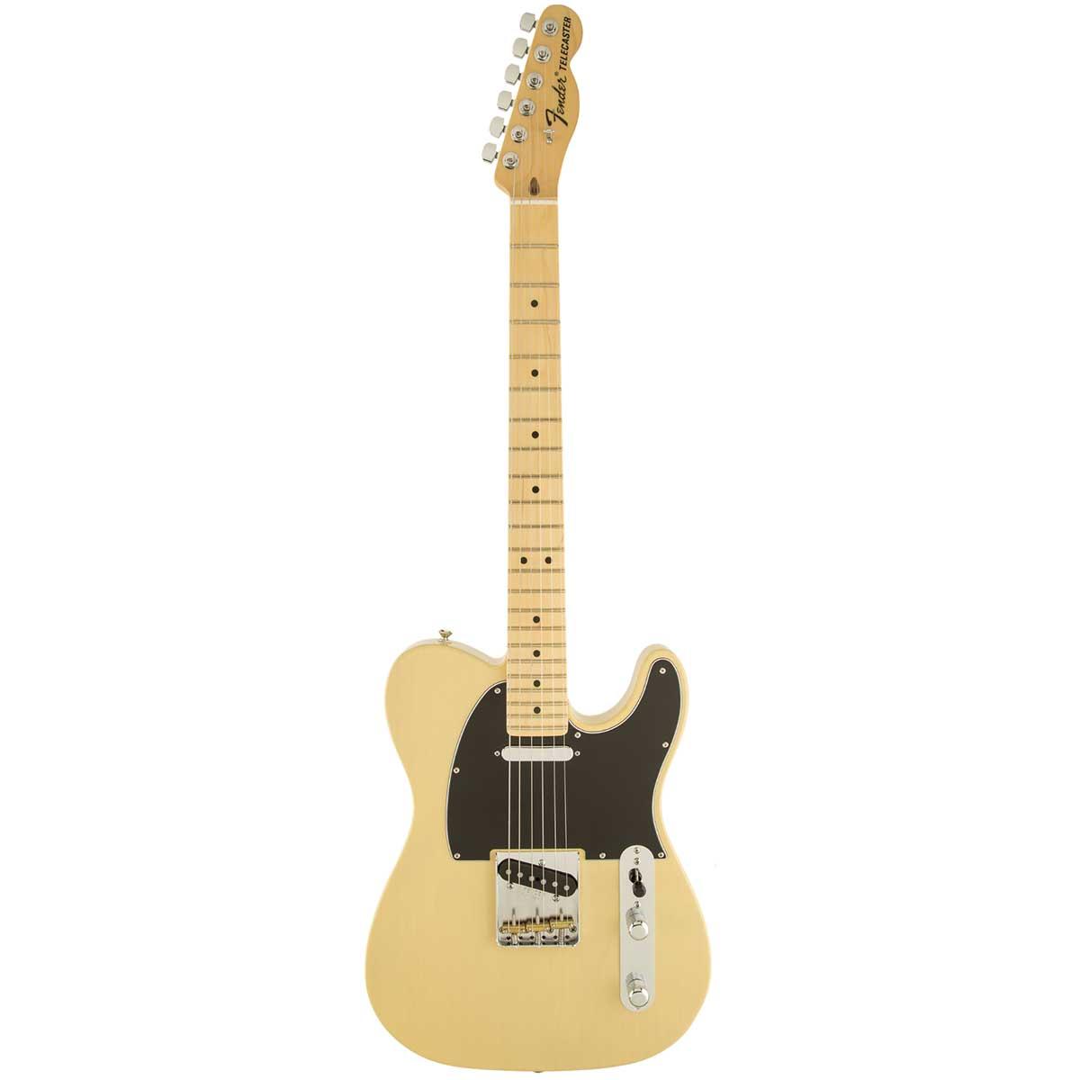 Fender AmericanSpecialTelecaster,MN,VBL el-guitar vintageblonde