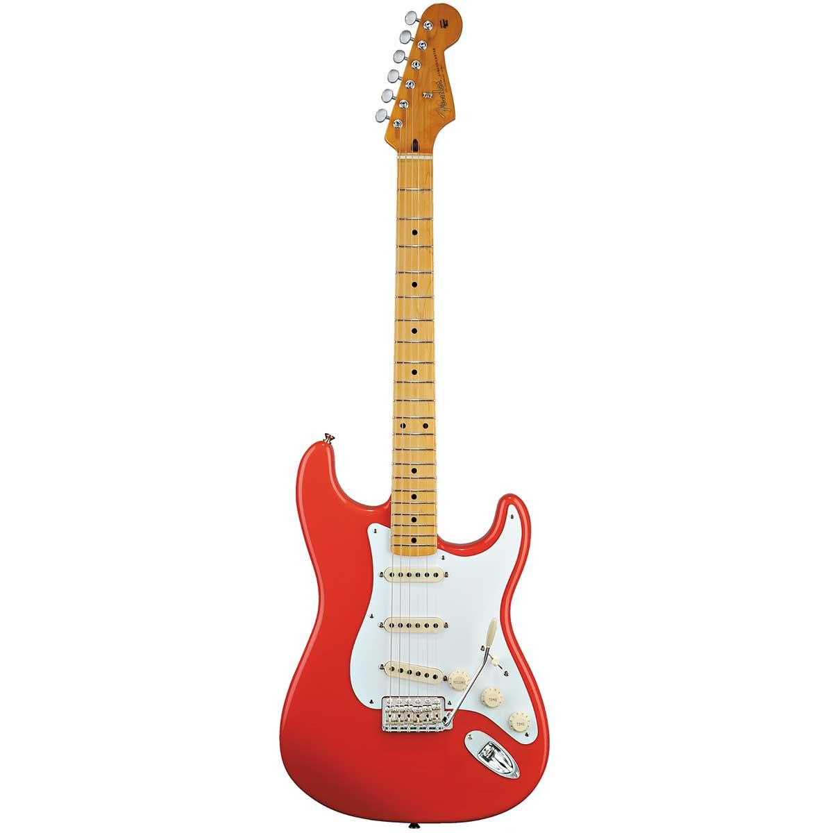 Fender ClassicSeries50sStratocaster,MN,FRD el-guitar fiestared