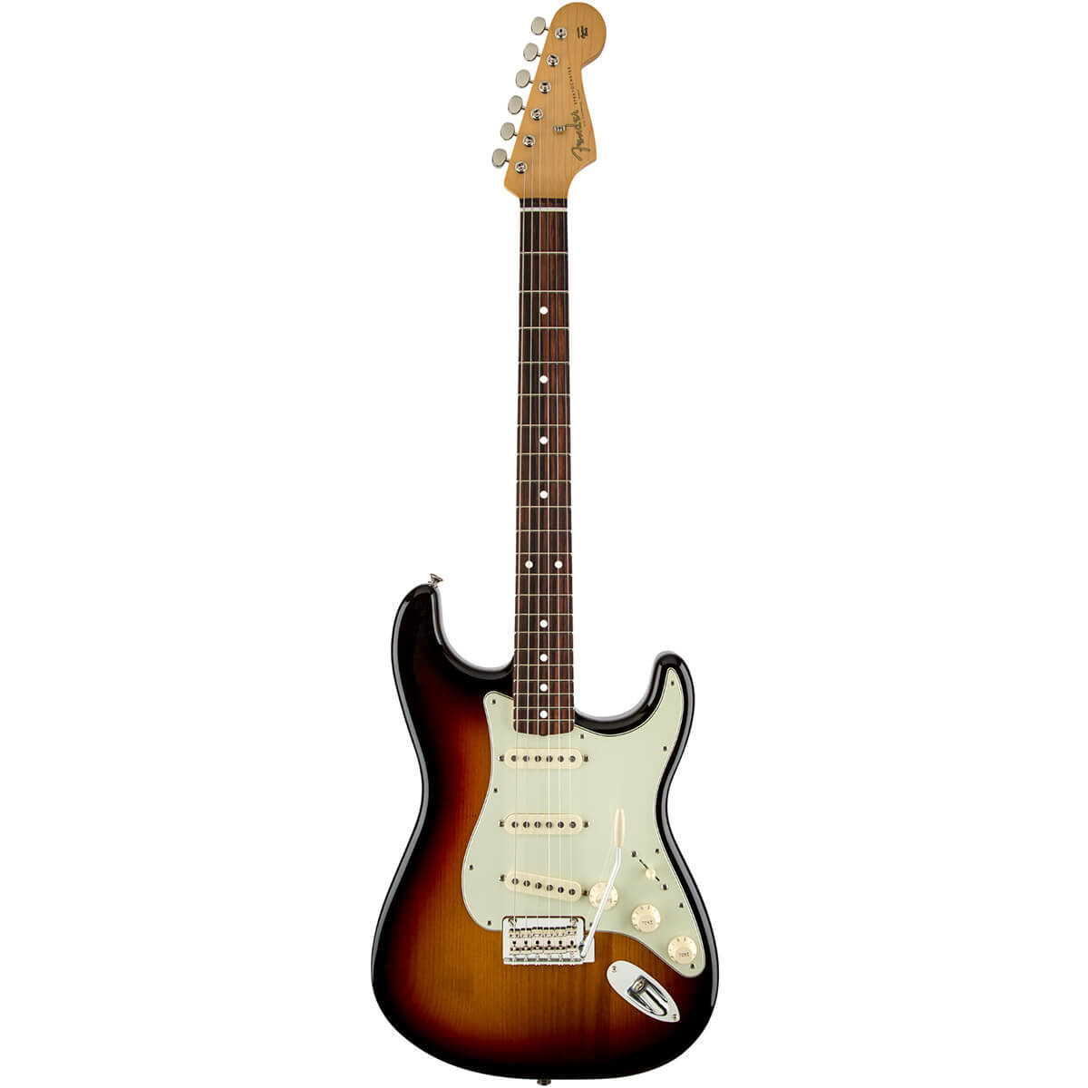 Image of   Fender ClassicPlayer60sStratocaster,RW,3TS el-guitar 3-tonesunburst