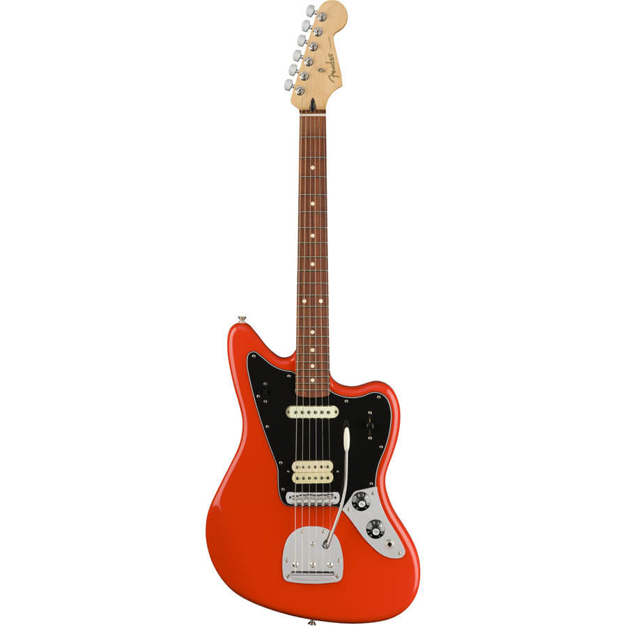 Image of   Fender Player Jaguar, PF, SRD el-guitar sonic red