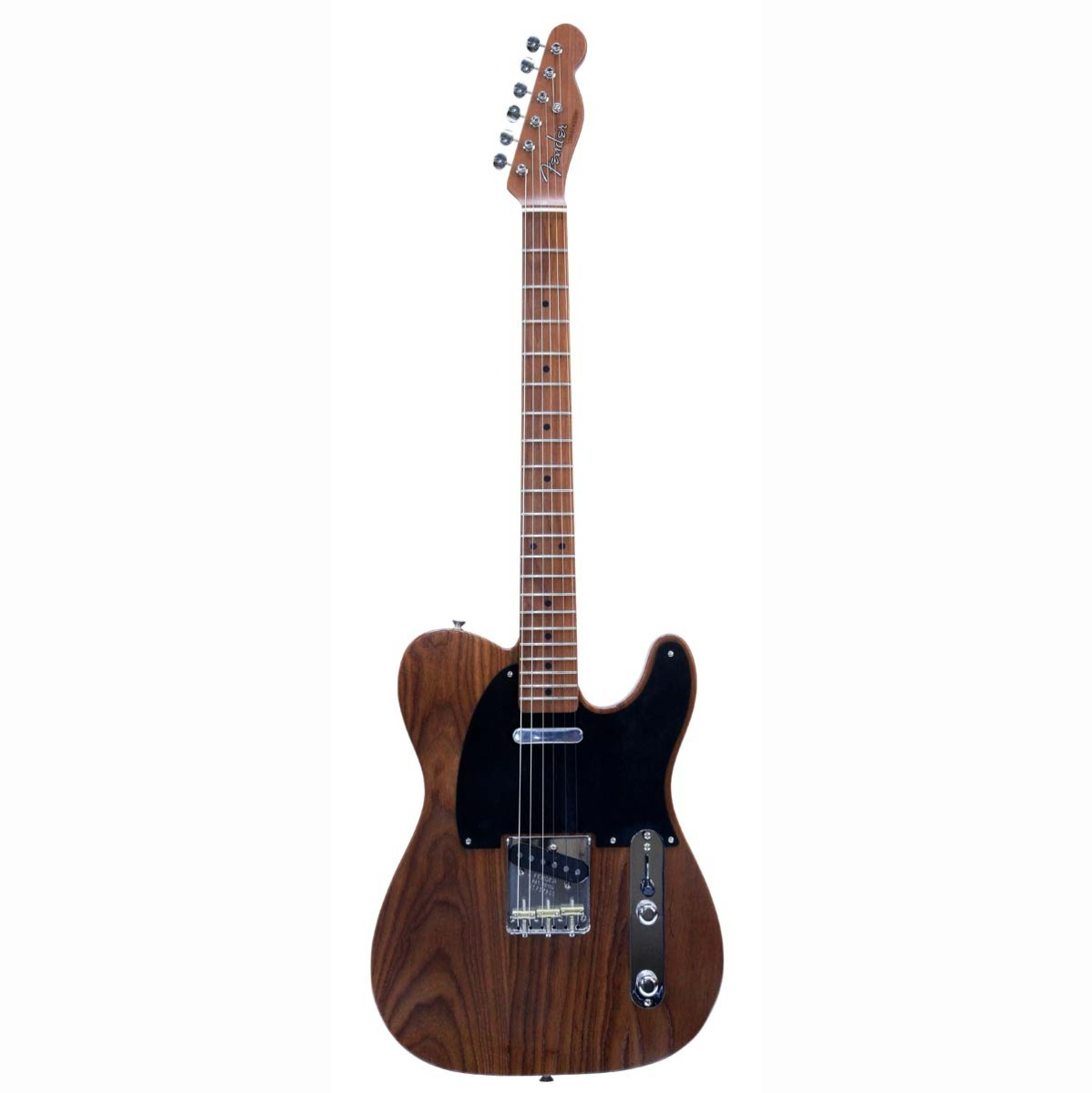 Image of   Fender FSR LTD 52 Telecaster Roasted Ash Nat el-guitar