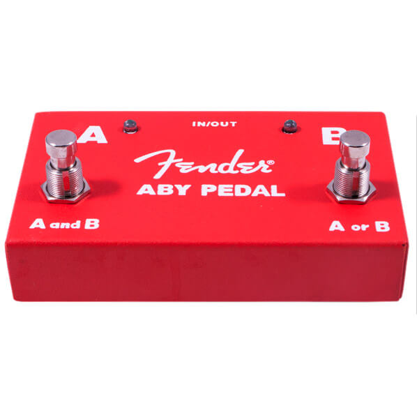 Fender 2-SwitchABY pedal