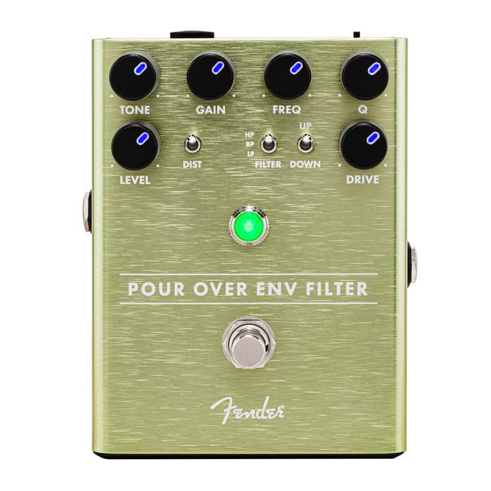 Billede af Fender Pour Over Envelope Filter pedal