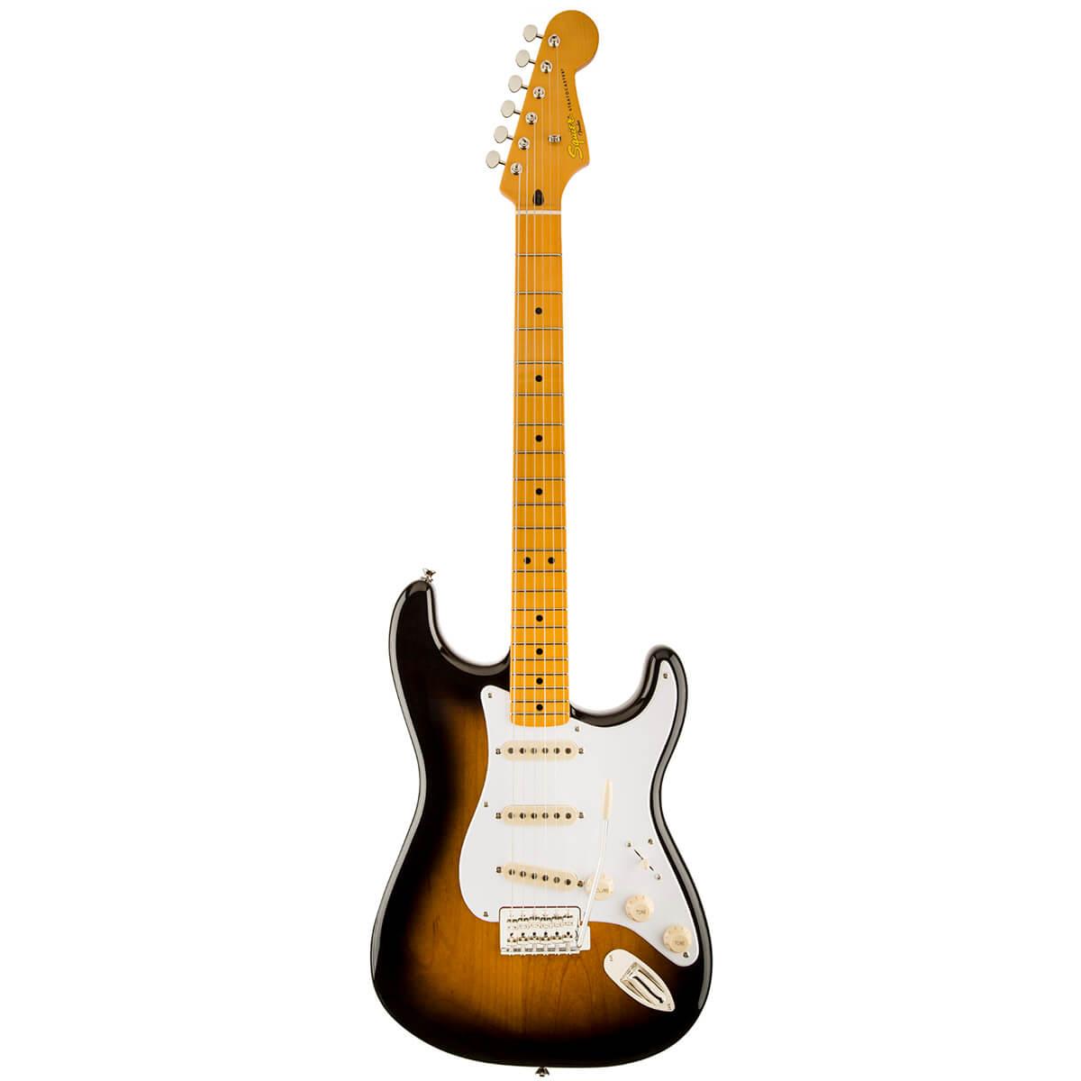 Image of   FenderSquier ClassicVibeStratocaster50s,MN,2TS el-guitar 2-tonesunburst
