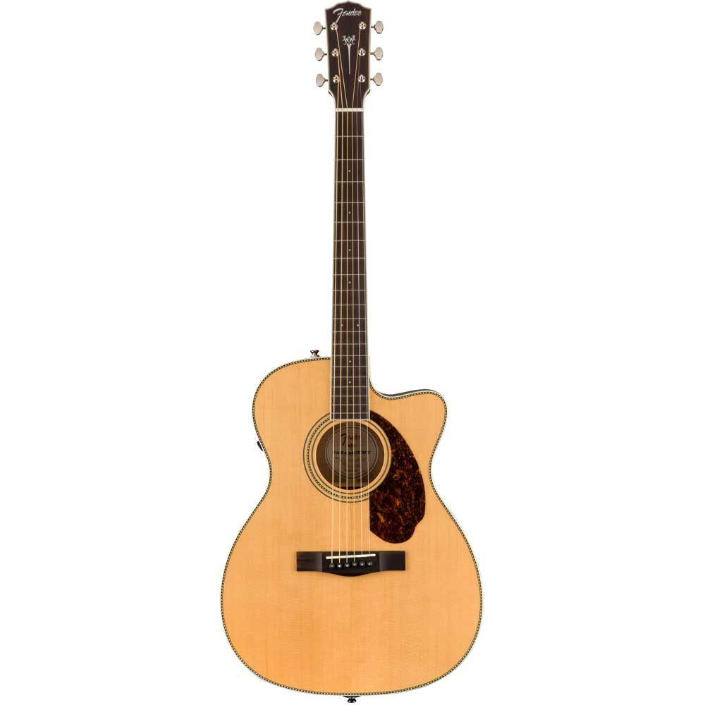 Fender PM-3CE Standard Triple-0, NAT western-guitar