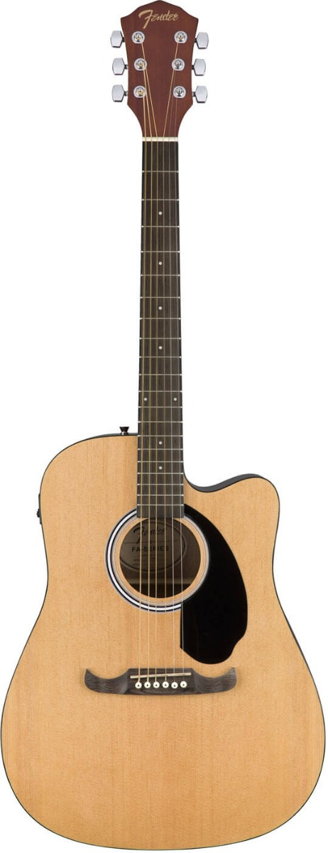 Image of   Fender FA-125CE western-guitar natur