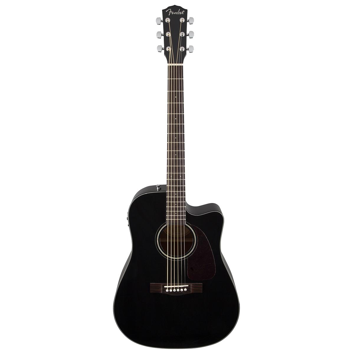 Image of   Fender CD-140SCEv2Black western-guitar
