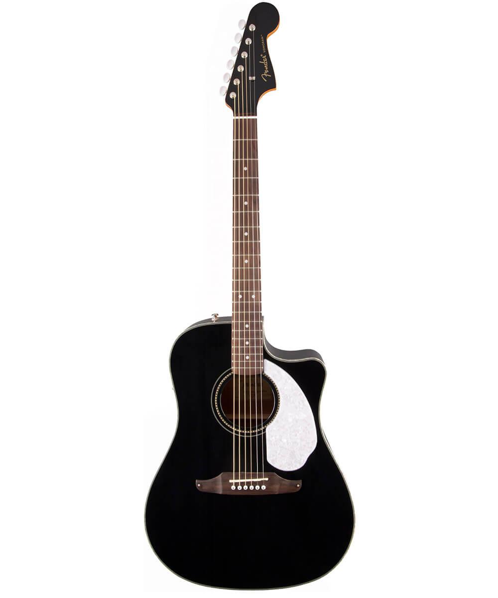 Image of   Fender SonoranSCE western-guitar sort