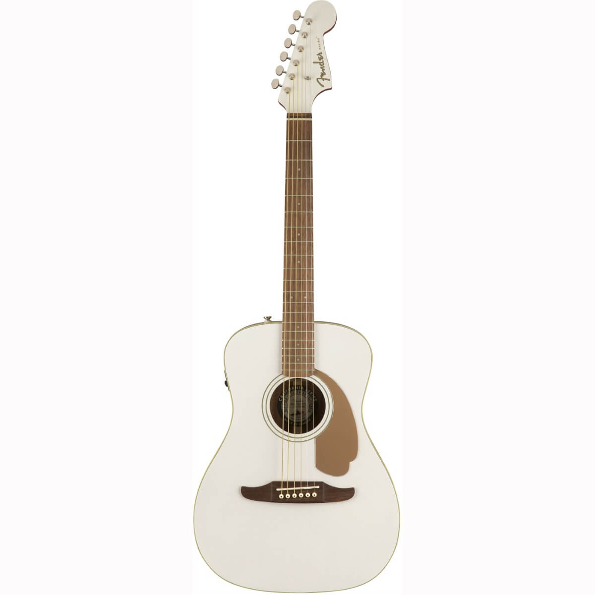 Image of   Fender Malibu Player, ARG western-guitar arctic gold