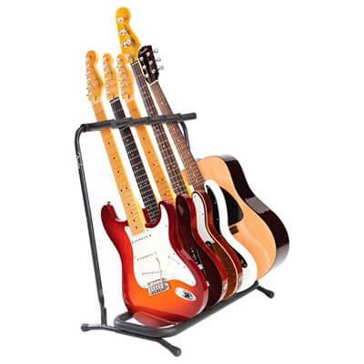 Fender Multi-Stand5 guitar-stativ
