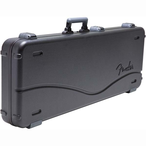 Fender Deluxe Molded Case Jazzmaster/Jaguar el-guitar-kasse