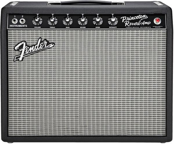 Fender 65 Princeton Reverb guitarforstærker