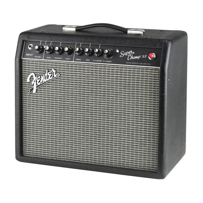 Fender Super Champ X2 guitarforstærker