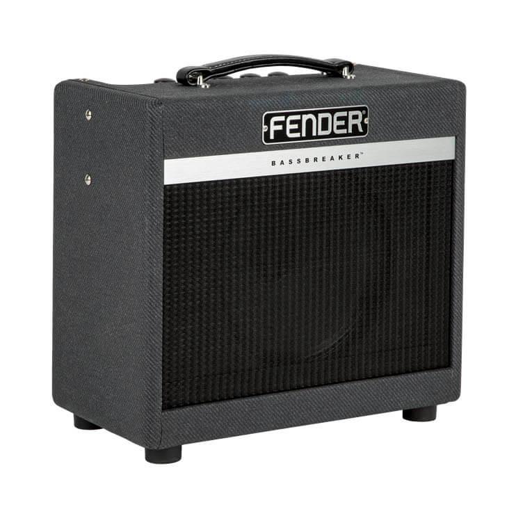 Image of   Fender Bassbreaker007combo guitarforstærker greyblack