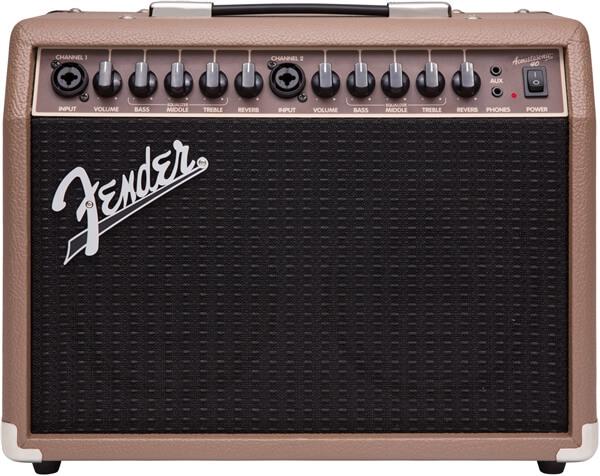 Fender Acoustasonic 40 akustisk guitarforstærker