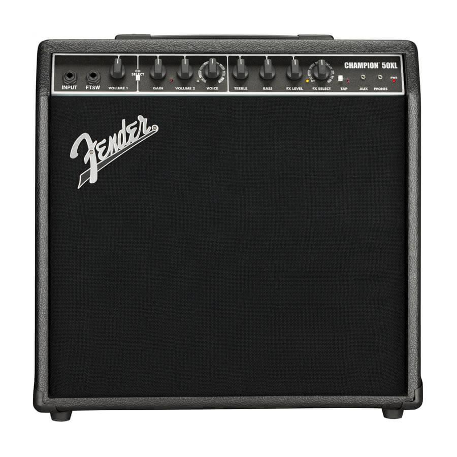 Image of   Fender Champion 50XL guitarforstærker