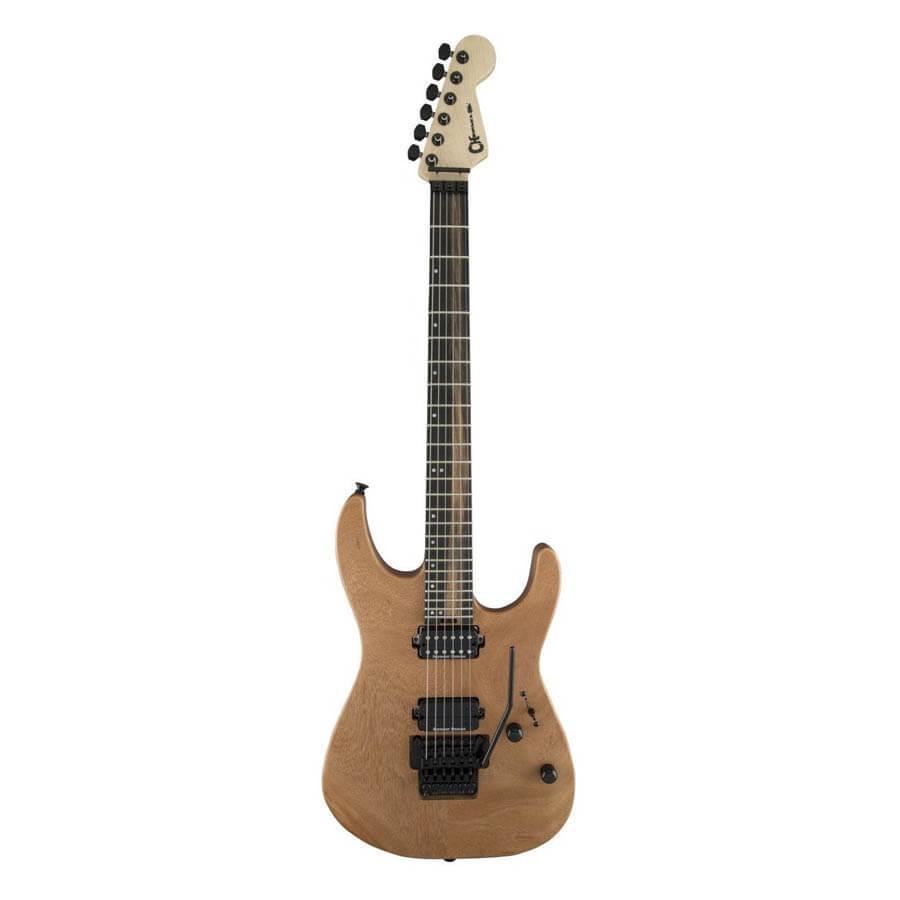 Image of   Charvel Pro-Mod DK24 HH FR E Okoume el-guitar natur