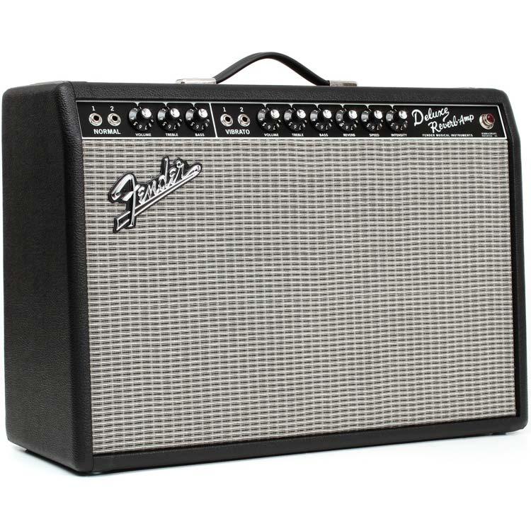 Fender 65 Deluxe Reverb guitarforstærker
