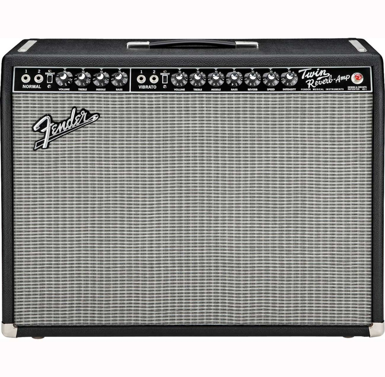 Fender 65 Twin Reverb guitarforstærker