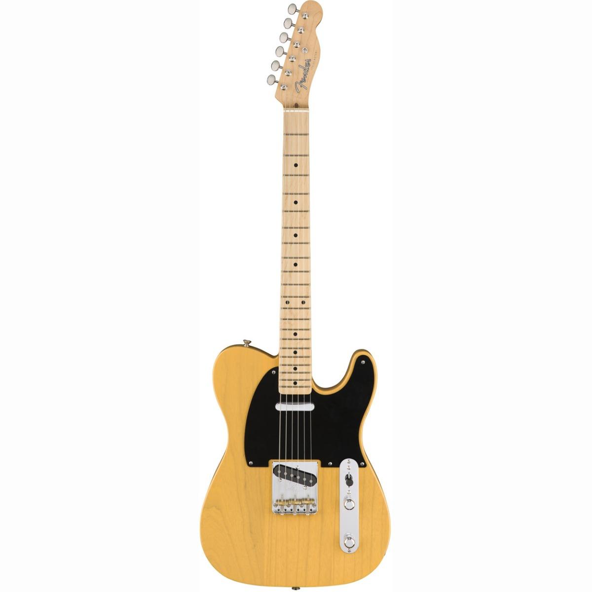 Fender American Original 50s Telecaster, MN, BTB el-guitar