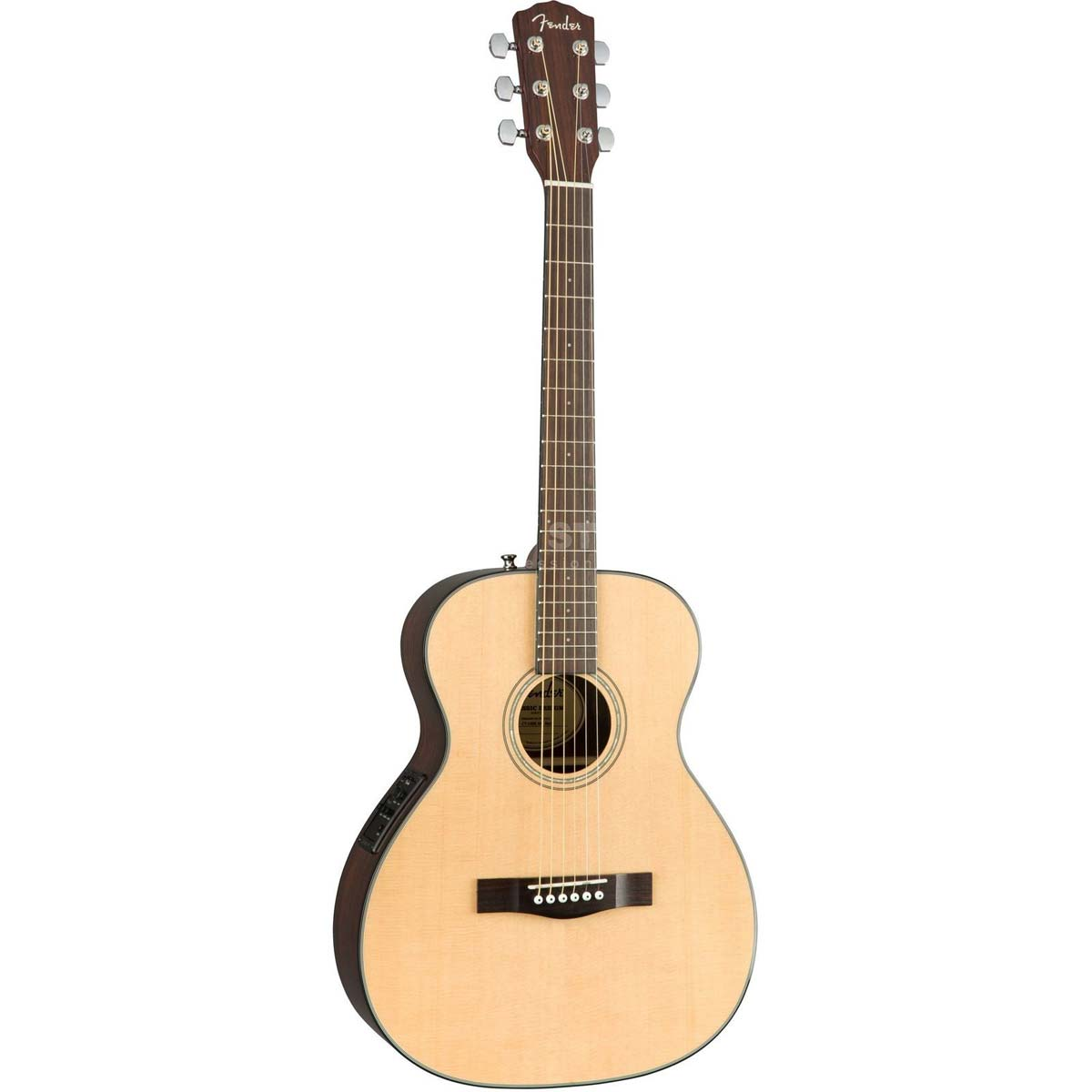 Fender CT-140SE NAT western-guitar natur
