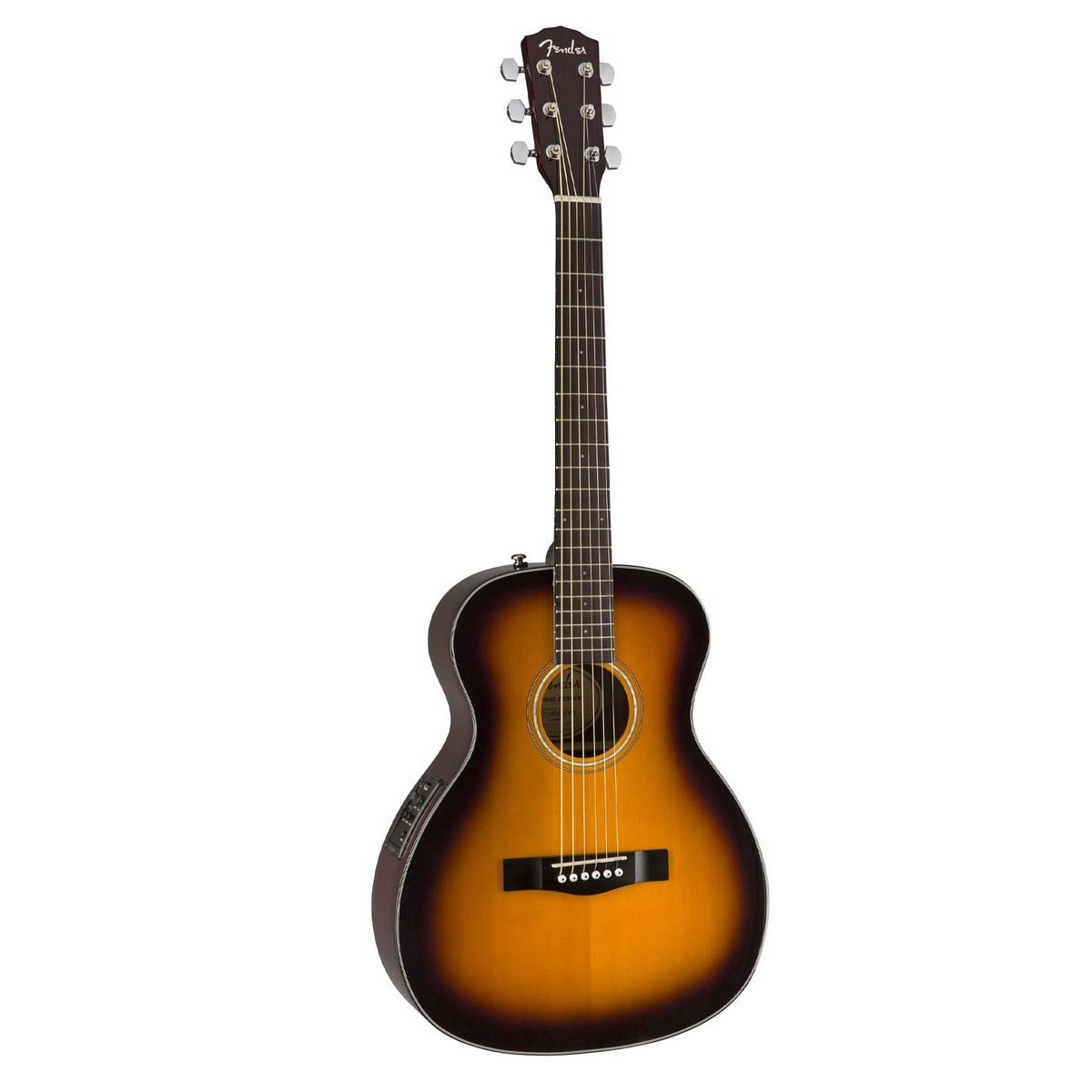 Fender CT-140SE SB western-guitar sunburst