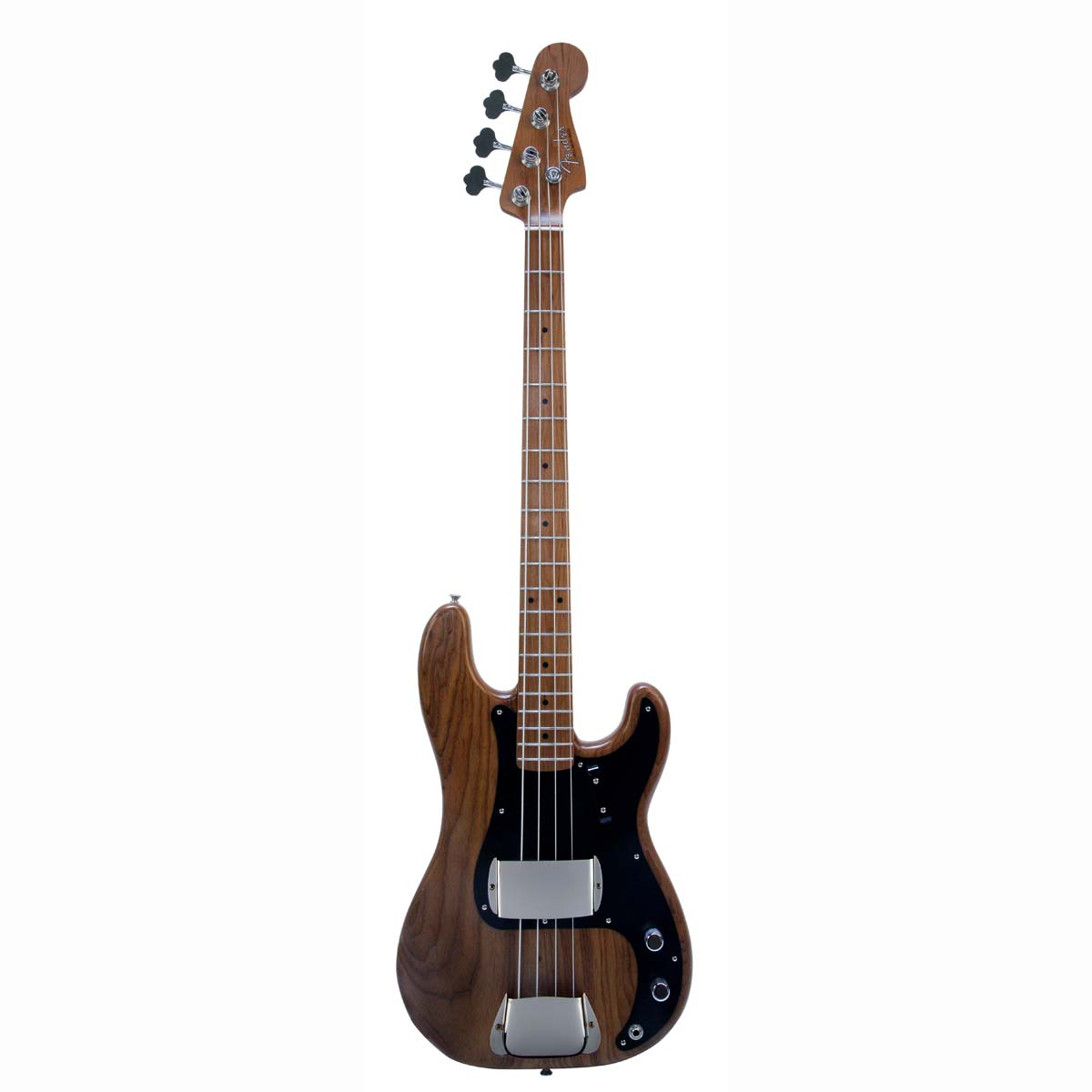 Fender FSR LTD 58Precision Bass Roasted Ash Nat el-bas