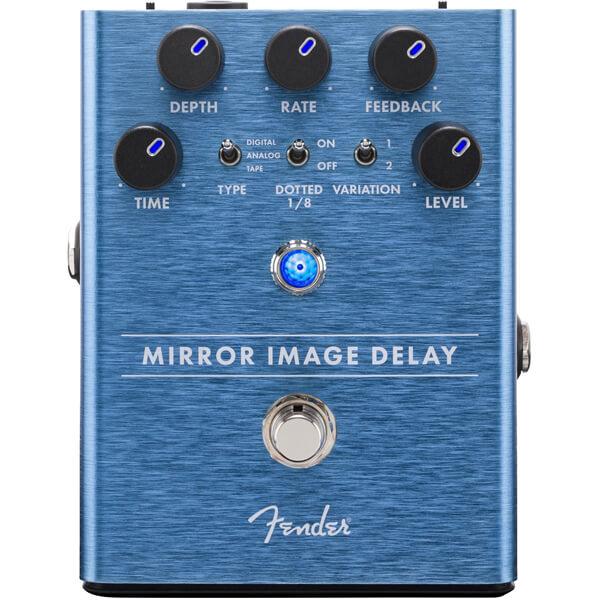 Fender Mirror Image Delay guitarpedal
