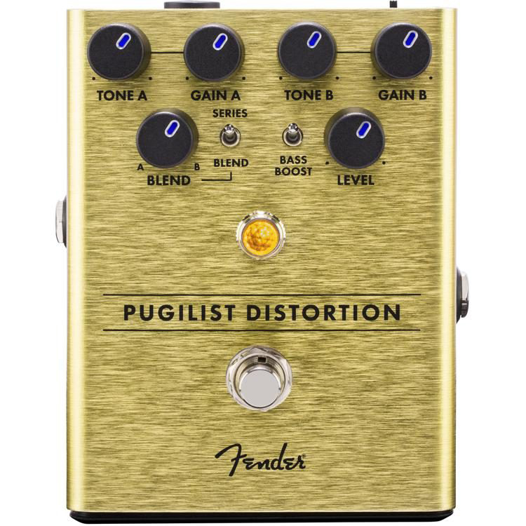 Fender Pugilist Distortion guitarpedal
