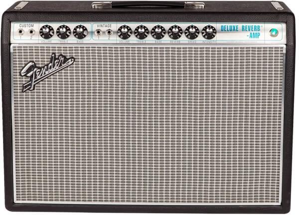 Image of   Fender 68 Custom Deluxe Reverb guitarforstærker