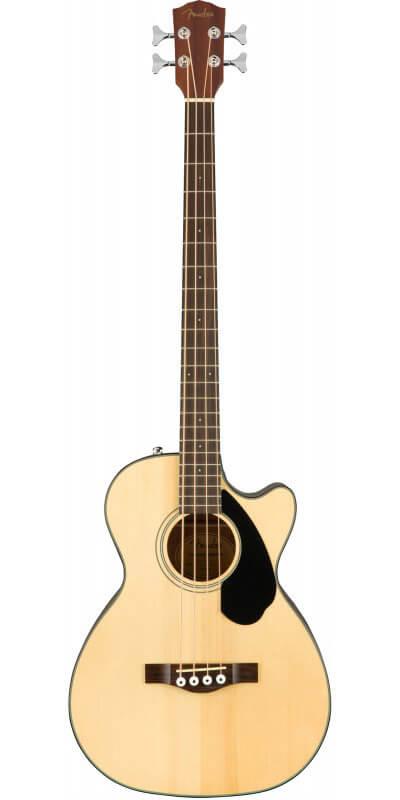 Fender CB-60SCE NAT akustisk bas natur