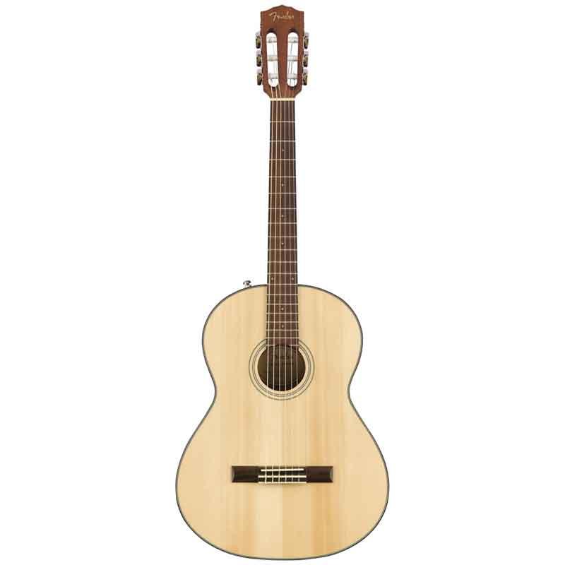 Fender CN-60S NAT spansk-guitar natur