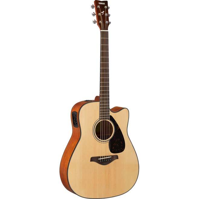 Yamaha FGX800C NT western-guitar naturel