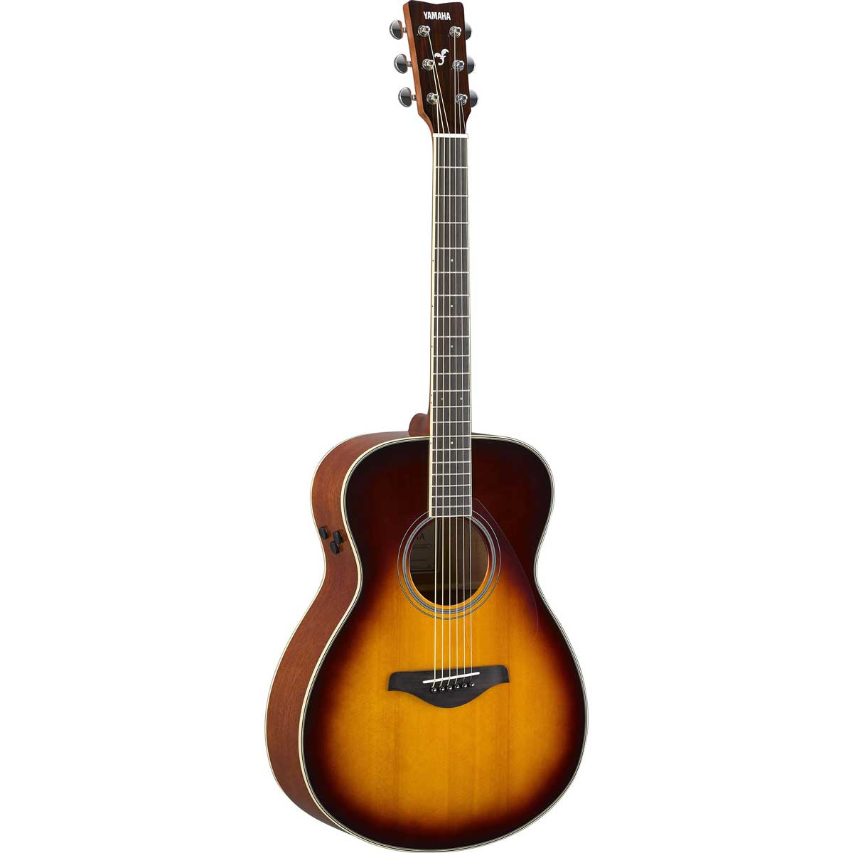 Yamaha FS-TA BS western-guitar brown sunburst