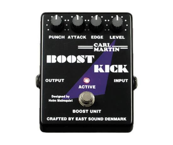 Image of   CarlMartin BoostKick guitarpedal
