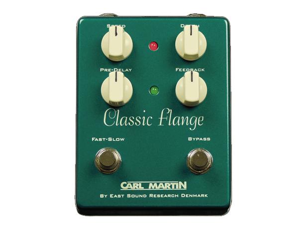CarlMartin ClassicFlange guitarpedal