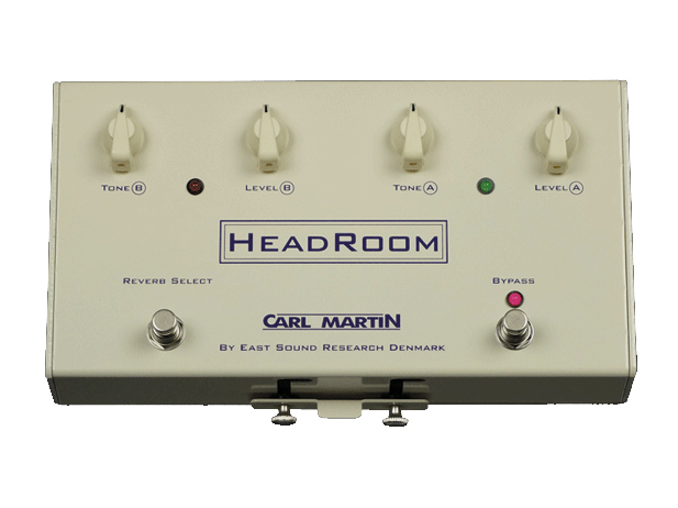 CarlMartin Headroom guitarpedal