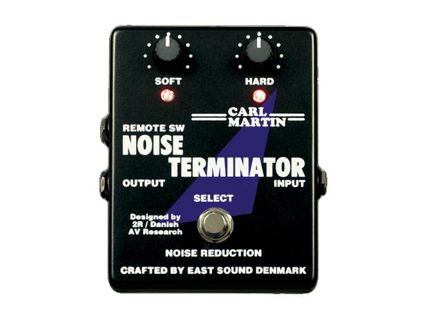 CarlMartin NoiseTerminator guitarpedal