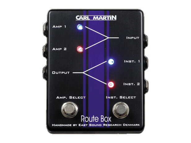 CarlMartin RouteBox guitarpedal