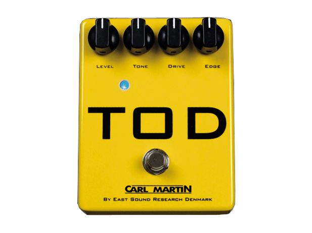 Billede af CarlMartin TOD guitarpedal