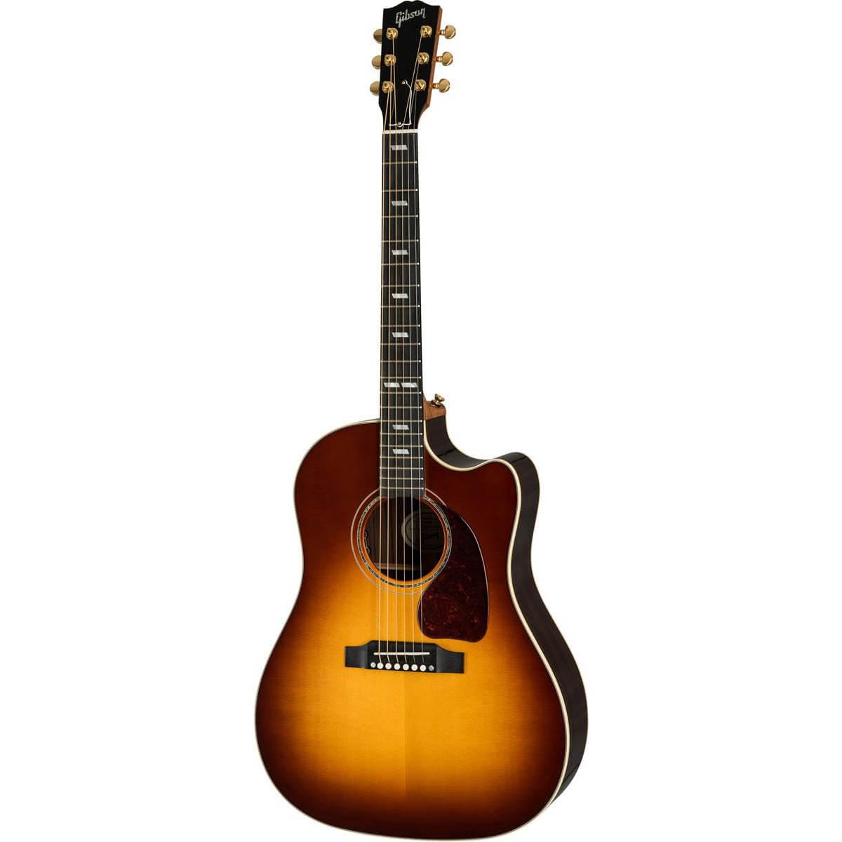 Image of   Gibson J-45 Avant Garde Rosewood western-guitar rosewood burst