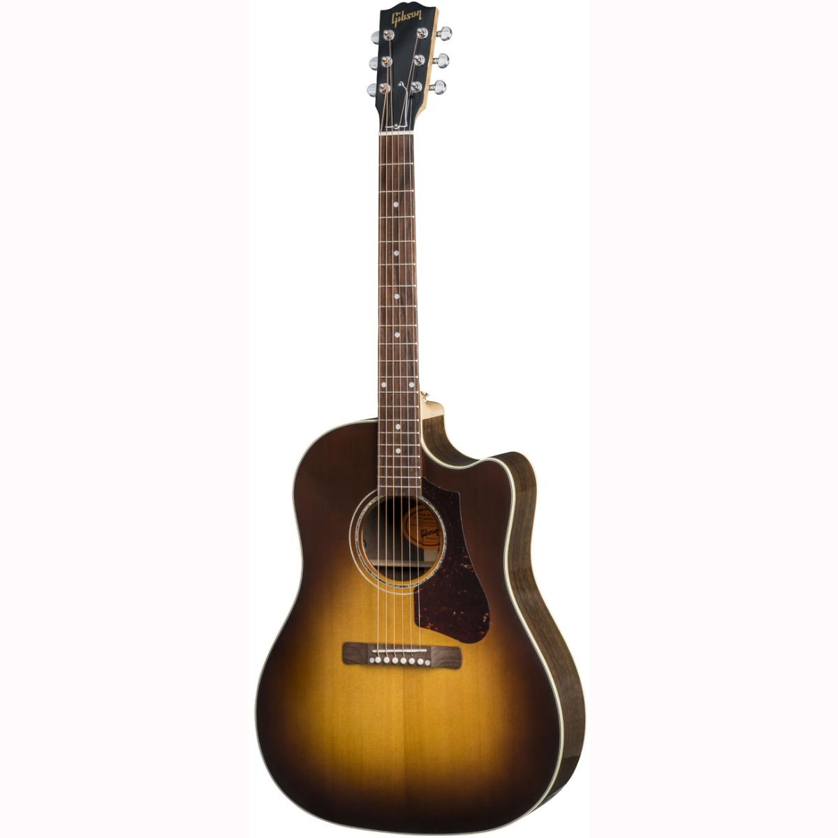 Image of   Gibson J-45 Walnut Avant Garde 2018 western-guitar walnut burst