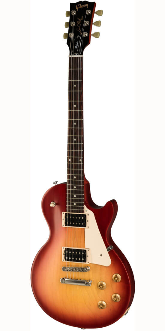 Gibson Les Paul Studio Tribute 2019 el-guitar satin cherry sunburst
