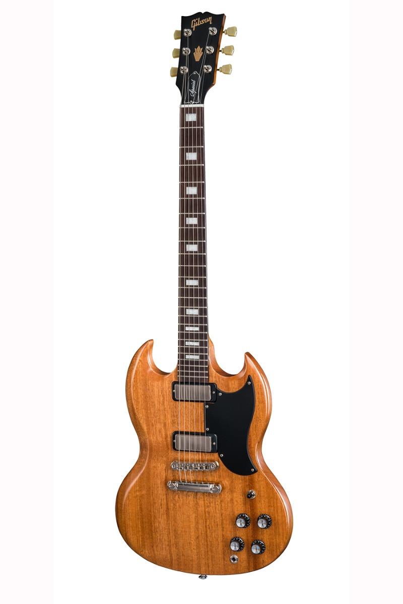Gibson SG Special 2018 el-guitar naturlig satin