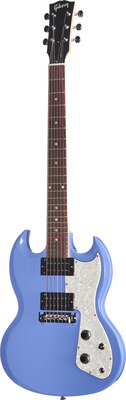 Gibson SG Fusion el-guitar lavender fog