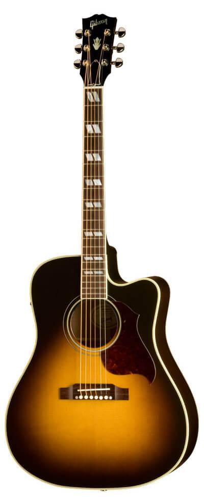Image of   Gibson Hummingbird Pro Cutaway 2016 western-guitar Vintage Sunburst