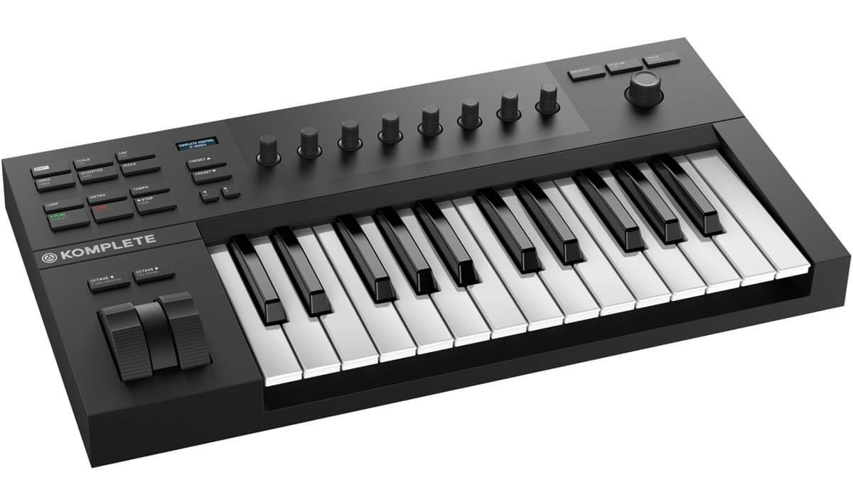 Image of   Native Instruments Komplete Kontrol Keyboard A25